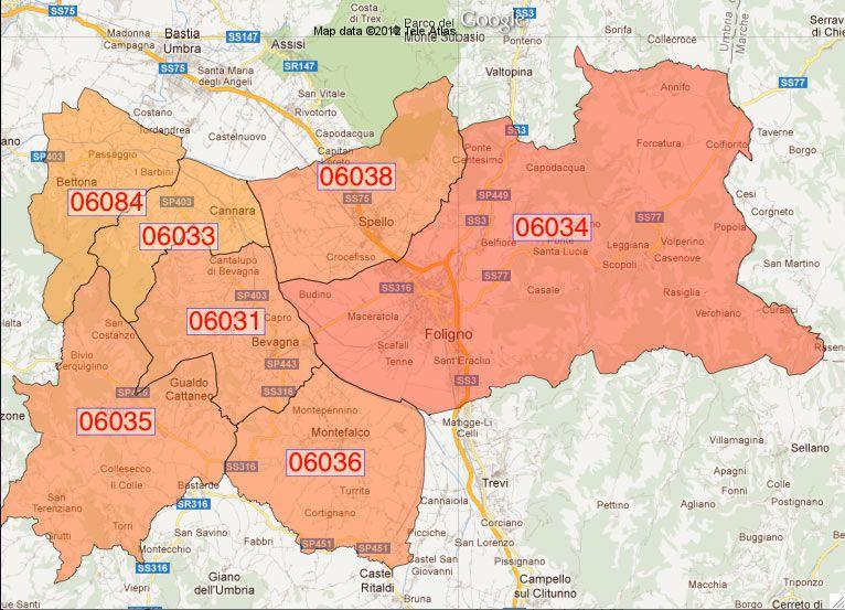 Cartina Con Province D Italia.Mappe Dei Cap Dei Comuni Italiani In Pdf Vettoriale Edimap
