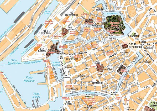 Turistica Bologna Cartina.Mappa Di Bologna Da Scaricare Bigwhitecloudrecs