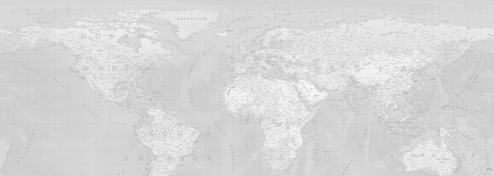 Cartina Muta Mondo Grande.Carte Geografiche E Atlanti Del Mondo Da Stampare Edimap