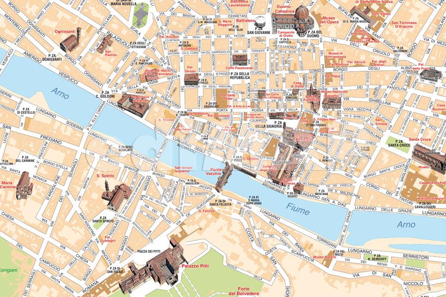 Cartina Roma Turistica.Mappe Digitali E Cartografia Da Stampare Edimap