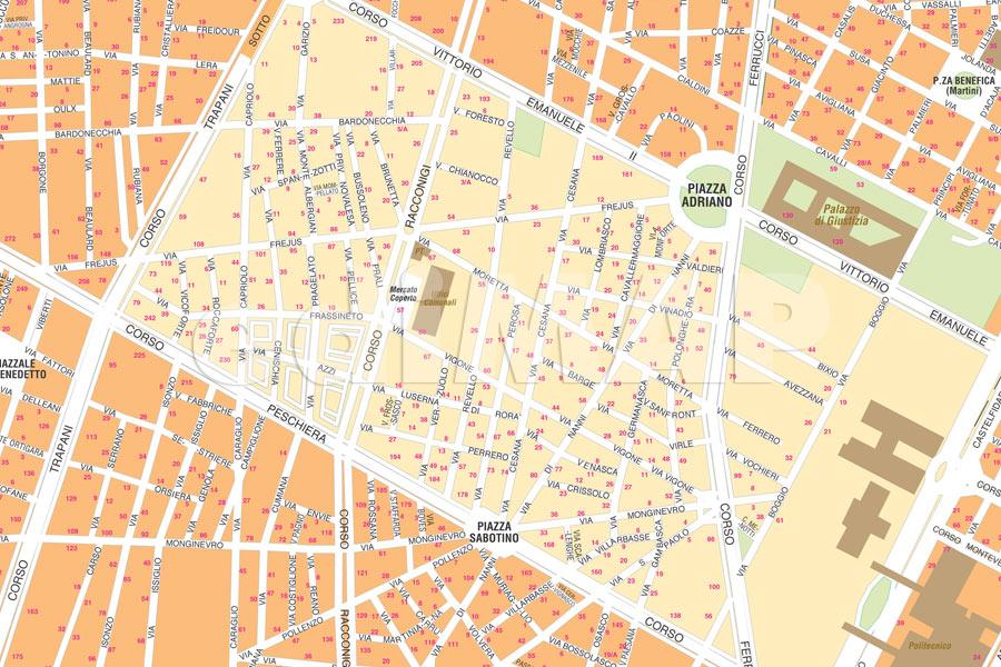 Bardonecchia Cartina Geografica.Mappe Digitali E Cartografia Da Stampare Edimap