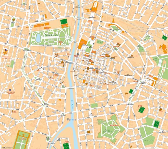 Cartina Roma Turistica.Cartine Delle Citta Da Scaricare E Stampare Edimap