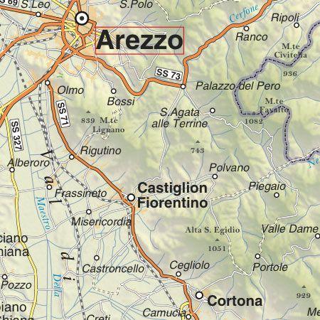 Cartina Geografica Provincia Di Firenze.Cartina Geografica Milano E Provincia